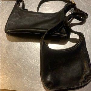 2 Vintage Coach Bags